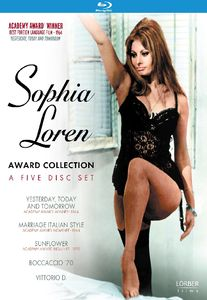 Sophia Loren: Award Collection