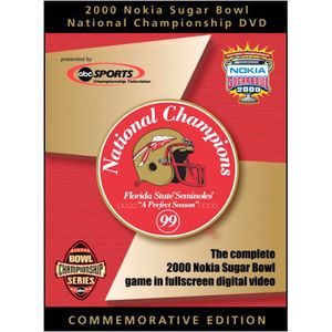 Florida State Seminoles: 2000 Nokia Sugar Bowl [Sports]