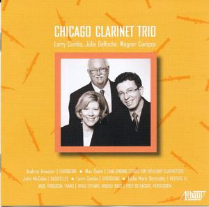 Chicago Clarinet Trio