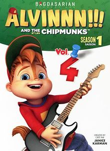 Alvin And The Chipmunks: Season 1/ Volume 4