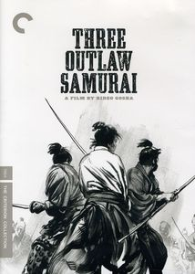 Criterion Collection: Three Outlaw Samurai [WS] [B&W]