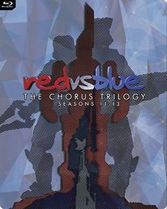 Red Vs. Blue The Chorus Trilogy: Seasons 11-13