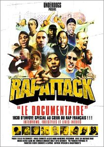 Vol. 1-Rap Attack