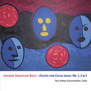 Johann Sebastian Bach Suites for Cello Solo I