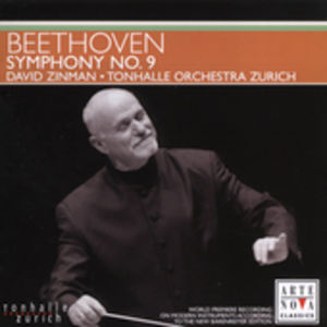 Zinman Conducts Beethoven 9th Symphony