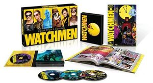 Watchmen: The Ultimate Cut & Graphic Novel