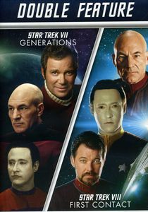 Star Trek VII: Generations/ Star Trek VIII: First Contact