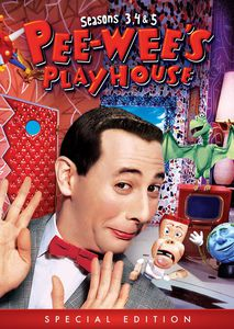 Pee-Wee's Playhouse: Seasons 3 4 & 5
