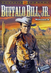 Buffalo Bill, Jr.: Volume 4