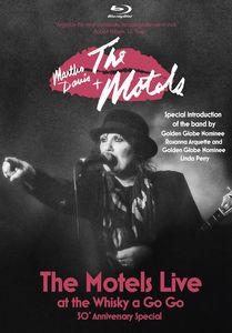 The Motels: Live at the Whisky a Go Go: 50th Anniversary Special