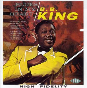 King, B.B. : Blues in My Heart [Import]
