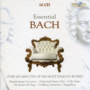 Essential Bach /  Various
