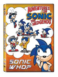 Adventures of Sonic the Hedgehog: Sonic Who