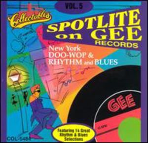 Spotlite on Gee Records 5 /  Various