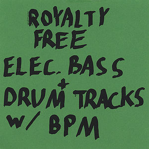 Royalty Free Bass Lines + Drum Beats W/ Bpm