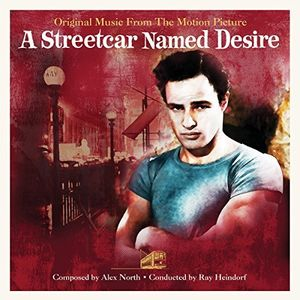 Streetcar Named Desire (Original Soundtrack) [Import]