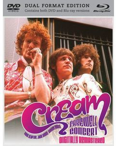 Cream Farewell Concert (Digitally Remastered)