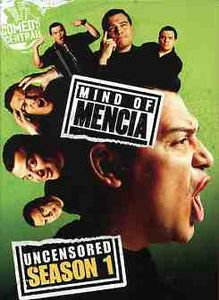 Mind Of Mencia: Uncensored Season 1 [Full Frame] [2 Discs] [Sensormatic]