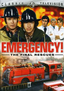 Emergency!: The Final Recues [Full Frame] [2 Discs] [Slipsleeve]