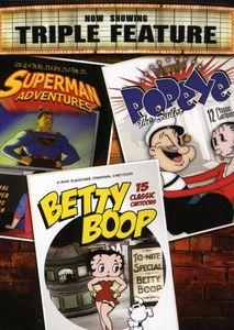 Vol. 1-'Betty Boop/ Vol. 1-Superman Cartoons/ Vol. 1