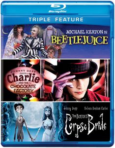 Beetlejuice /  Charlie and the Chocolate Factory /  Tim Burton's Corpse Bride