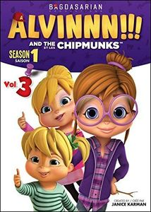 Alvin and the Chipmunks: Season 1: Volume 3