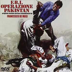 Fbi Operazione Pakistan (Original Soundtrack) [Import]