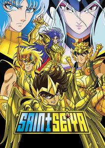 Saint Seiya: Movies 3 and 4