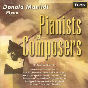Pianists As Composers