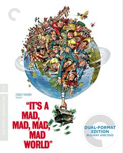 It's a Mad Mad Mad Mad World (Criterion Collection)
