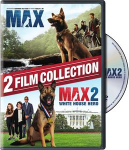 Max /  Max 2: White House Hero