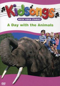 Kidsongs: A Day With The Animals [Childrens]