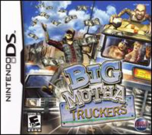 Big Mutha Truckers  for Nintendo DS
