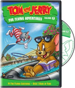Tom and Jerry: Fur Flying Adventures: Volume 2