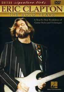 Clapton Solo Years