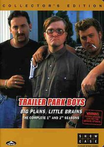 Trailer Park Boys: Season 1 & 2 [Import]