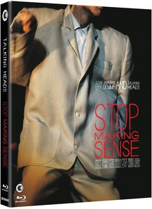 Stop Making Sense - Blu Ray (Restored & LTD Edt Pa [Import]