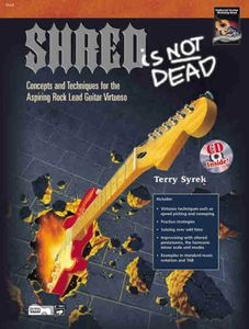 Shred Is Not Dead [Instructional] [W Book]