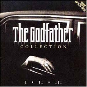 Godfather 1 & 2 & 3 (Gold Disc) (Original Soundtrack) [Import]