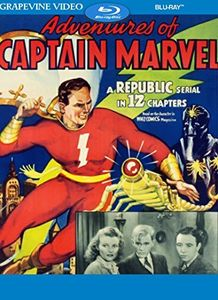 Adventures Of Captain Marvel
