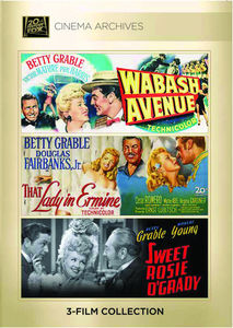 Betty Grable Set