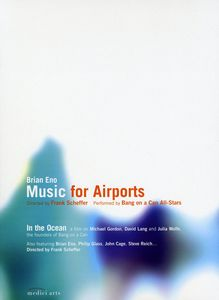 Music for Airports & in the Ocean