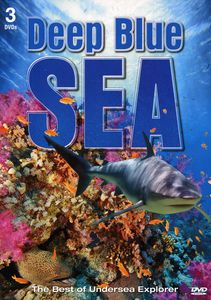 Deep Blue Sea: The Best Of Underwater Explorer [Slipcase Packaging]