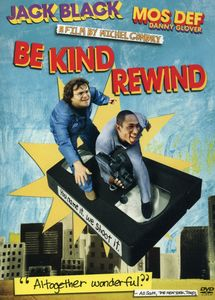 Be Kind Rewind [Widescreen] [Full Frame] [O-Sleeve]