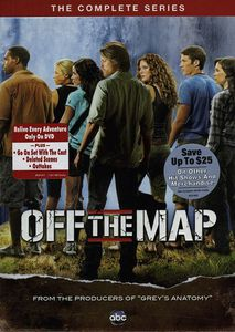 Off The Map: The Complete Series [Widescreen] [3 Discs]