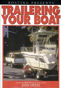 Trailering Your Boat