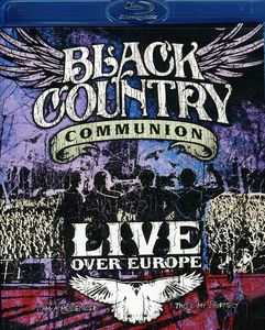 Live Over Europe [Digipak]