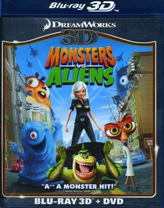 Monsters Vs Aliens [3D]