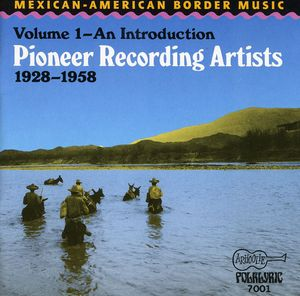 Mexican American Border Music /  Various