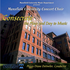 Consecrate: The Place & Day to Music